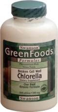 Chlorella alga (360 tabl)